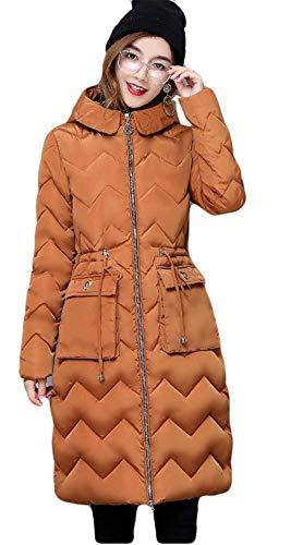 Bolawoo Eleganti Caldo Inverno Incappucciato Invernale Lunga Outdoor Parka Fashion Di Libero Giacche Marca Qualit Baggy Alta Manica Addensare Outwear Tempo Donna Mode Piumini NOnw0vm8