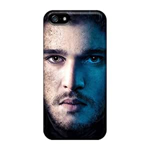 Iphone High Quality Cases/ Game Of Thrones Jon Snow PMv17016yMLm Cases Covers For Iphone 5/5s