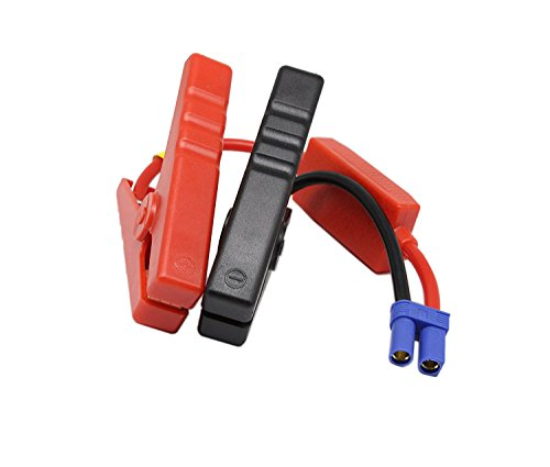 Normal TPF Booster Jumper Cables Automotive Replacement Battery Jumper Cables Alligator Clamp Booster Battery Clips for 12V Portable Car Jump Starter