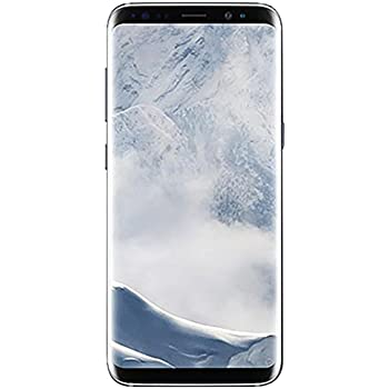 new products ac7a4 548e0 Samsung Galaxy S8 64GB Unlocked Phone - International Version (Arctic  Silver)