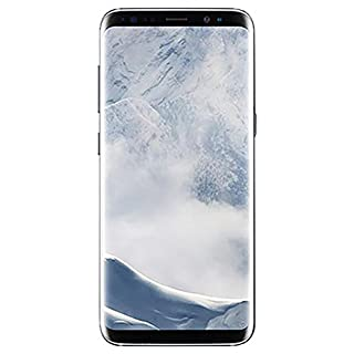 "Samsung Galaxy S8+ 64GB Phone -6.2"" display - Sprint (Arctic Silver)"