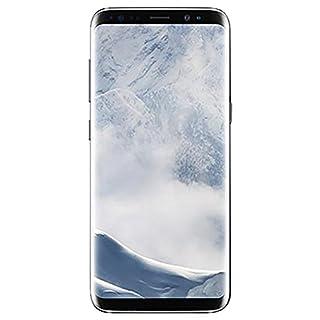 "Samsung Galaxy S8+ 64GB Phone -6.2"" display - Sprint (Arctic Silver)"