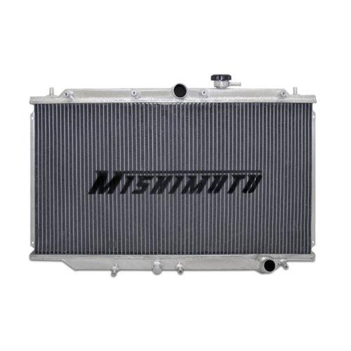 Mishimoto MMRAD-BB2-92 Honda Prelude Performance Aluminum Radiator 1992-1996, Silver