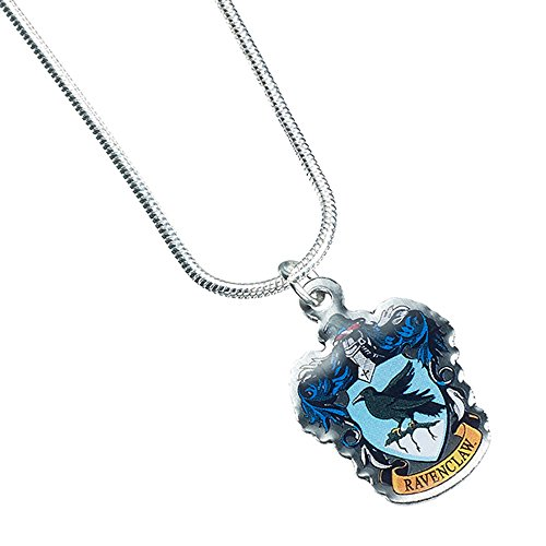 Official Harry Potter Jewellery Ravenclaw Crest Necklace (Harry Potter Shop)