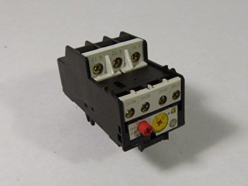General Electric Products RT1G 1.0-1.5 AMP OVERLOAD RELAY