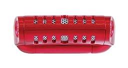 Jammin Pro HR5RED Studio Flash Recorder, Red