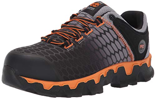 Timberland PRO Mens Powertrain Sport Alloy Toe SD+ Industrial and Construction Shoe