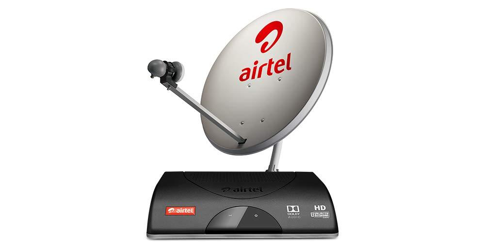 Airtel HD High Definition DTH Set Top Box