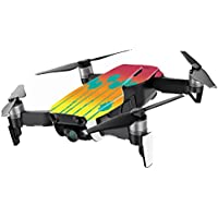 MightySkins Skin for DJI Mavic Air Drone - Sherbet Palms | Min Coverage Protective, Durable, and Unique Vinyl Decal wrap cover | Easy To Apply, Remove, and Change Styles | Made in the USA
