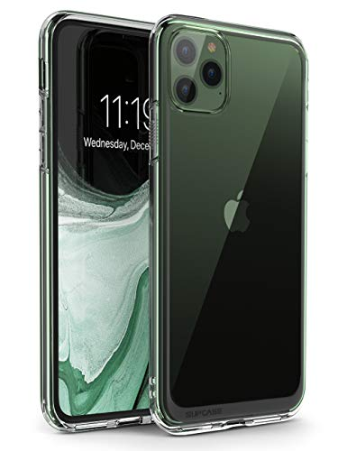 SUPCASE Unicorn Beetle Style Series Case Designed for iPhone 11 Pro Max 6.5 Inch (2019 Release), Premium Hybrid Protective Clear Case (Clear)