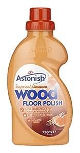 Astonish - Piso de madera sin defectos 750ml polaco