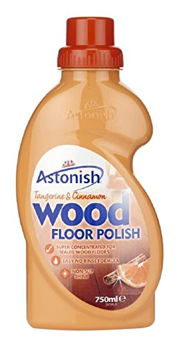 Amazon Astonish Flawless Wood Floor Polish 750ml Home Kitchen