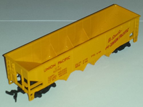 Ho Union Pacific Hopper - Tyco HO Scale Union Pacific U.P. 62040 Freight Train Car Hopper Car Non-Operation 344-E Be Specific Ship
