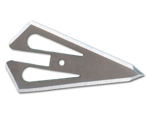 Replacement Blade Arrow Broadhead for 2/4 Blade Stinger, 125-Grain