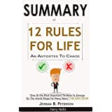 12 Rules For Life Peterson Book: 12 Rules For Life Book: A SUMMARY