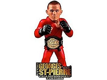 ufc ultimate collector series 8 george rush st pierre championship edition