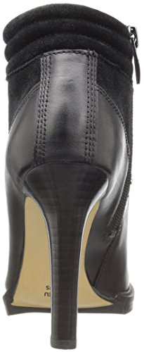French Connection Bertha, Stivali Bassi con Imbottitura Leggera Donna Nero (Nero (Black 001))