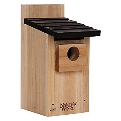 Natures Way Cedar Bluebird Box House