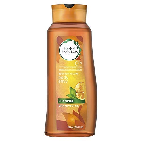 Herbal Essences Body Envy Volumizing Shampoo with Citrus Essences 23.70 oz (Pack of 4)