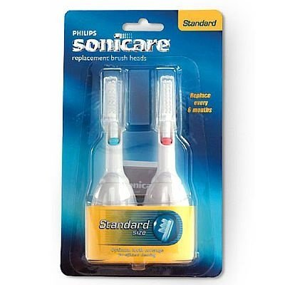 Philips Sonicare Standard 400 Series Replacement Brush Heads