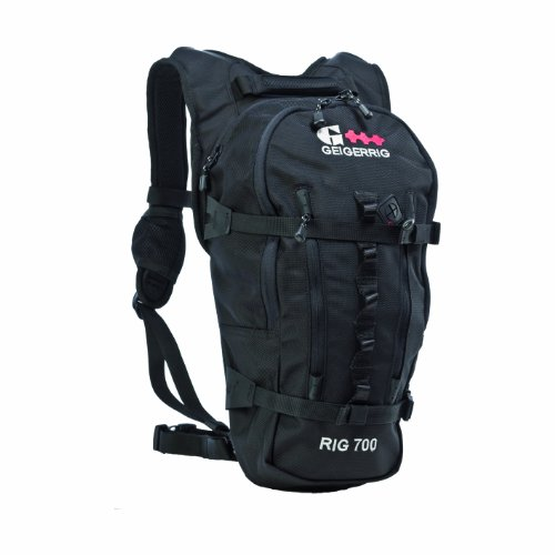 Geigerrig Rig 700 Hydration Pack (Black)