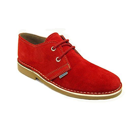 Zapato K901FP K901FP rojo Zapato safari safari rojo R1qfIZy