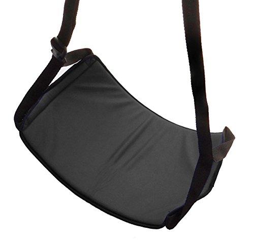 [해외]ADVANCE 비행기 기내 풋 레스트 쿨 맥스 사양 일본 스틸 블랙 bk / ADVANCE Airplane Foot Rest Cool Max specification Japan made in black BK