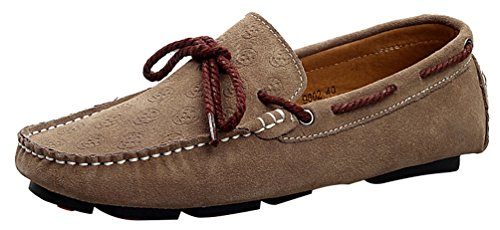 CFP - Zapatos Planos con Cordones hombre marrón