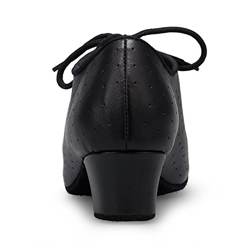 de Miyoopark heel Black bal Salle 4cm femme pwwqR5a