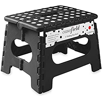 Amazon Com Acstep Acko Folding Step Stool 15 Inch Extra