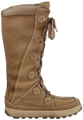 Timberland Mukluk 16 Waterproof, Women's Boots, Brown, 3.5 UK: Amazon.co.uk: Shoes & Bags