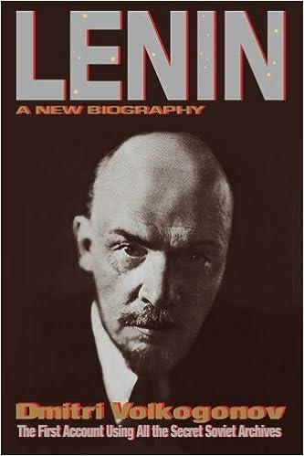A New Biography - Dmitri Volkogonov