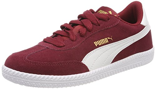Dahlia Astro Adulte Puma Rouge Mixte Sneakers Basses White Cup puma red UnxwTq8pF