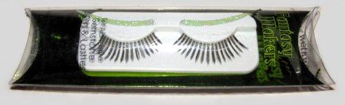 Fantasy Makers Wet N Wild Self-Adhesive Gemstone Glow in the Dark Liners & Eyelashes 11033
