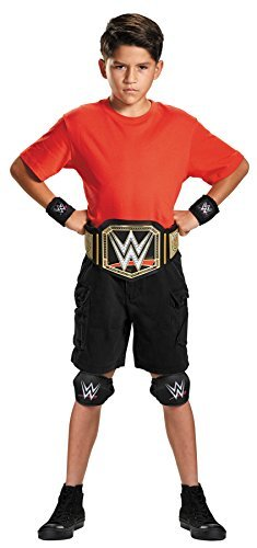 WWE Champion Kit Child Costume Accessory Set - One Size by Disguise