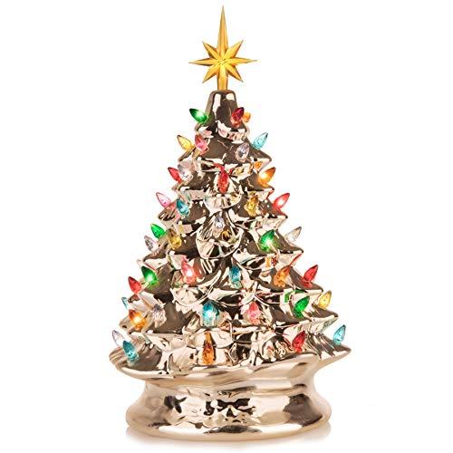 Mini Christmas Tree Decorated - 6