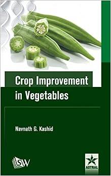 Crop Improvement In Vegetables por Navnath G Kashid epub