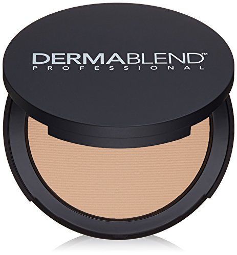 Dermablend Intense Powder Foundation Makeup for Matte Finish, Medium to Full Coverage Foundation, 35C Caramel, 0.48 Oz.