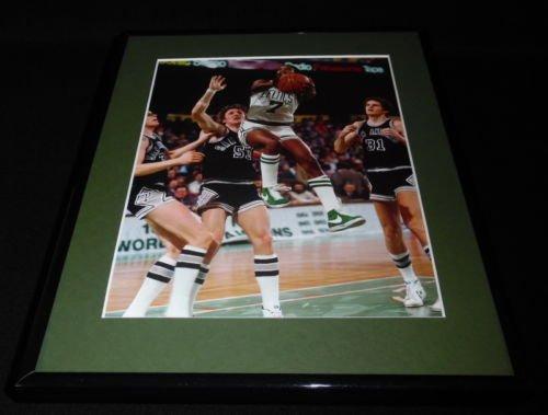 Tiny Framed - Nate Tiny Archibald Framed 11x14 Photo Display Celtics vs Spurs