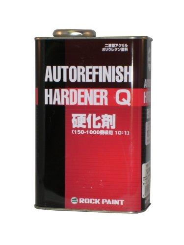 ロック マルチトップクリヤー Q硬化剤(速乾型) 4kg 150-1110-02 B0090VYGU0   4kg