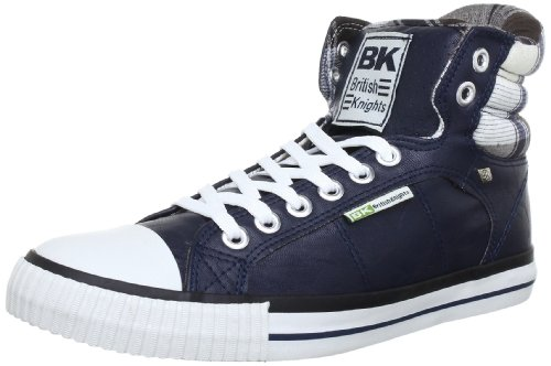 British Knights ATOLL B31-3713 Herren Sneaker Blau (navy/brown 9)