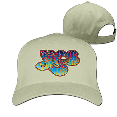 Yes Chris Squire Jon Anderson Rock Band Fashion Caps Snap - Trends Chris Brown Fashion