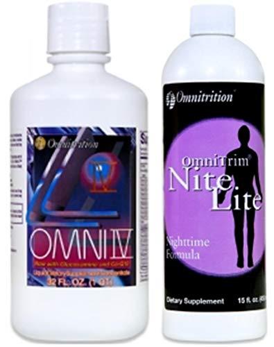 Omnitrition Bundle *AM & PM* (Includes: Omni IV w/Glucosamine, OmniTrim Nite Lite)