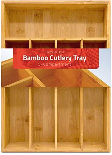 Utopia Kitchen Bamboo Silverware