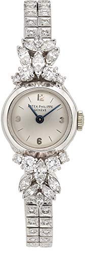 Patek Philippe Vintage Mechanical-Hand-Wind Female Watch 3215/1 (Certified -