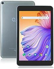 Tablet 8 Inch Android 11 Tablet Full HD 1920x1200 IPS, AC Dual Wifi 2.4G/5G WiFi-tablets, 5100mAh, Allwinner A133 Processor, Quad-Core, 2GB RAM 32GB ROM, Type-C, Bluetooth, HDMI, GPS Ondersteund
