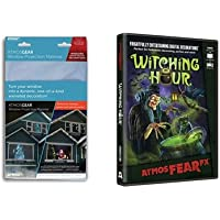 Virtual Reality Halloween Kit with High Resolution Screen and Witching Hour AtmosFEARFx DVD
