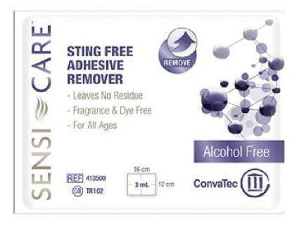 Convatec 34514920 Adhesive Remover Sensi-care Wipe 30 Per Pack 413500 Box Of 30 (Sensi Care Adhesive Remover)