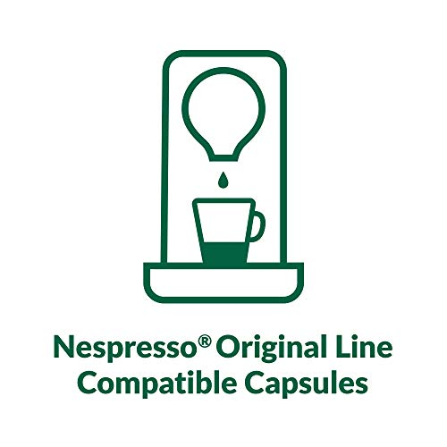 Café La Llave Espresso Capsules, Intensity 11 (80 Pods) Compatible with Nespresso OriginalLine Machines, Single Cup Coffee: Amazon.com: Grocery & Gourmet ...