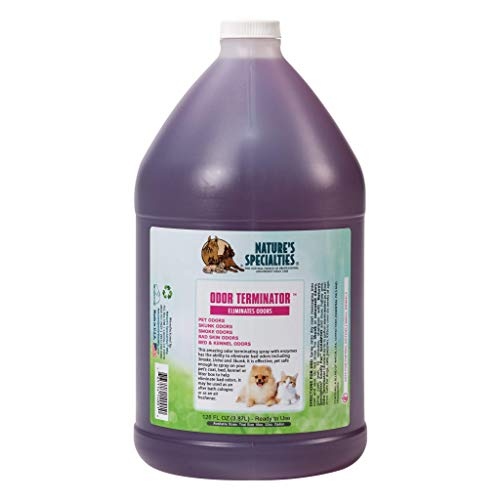 Nature's Specialties Deodorizing Dog Spray for